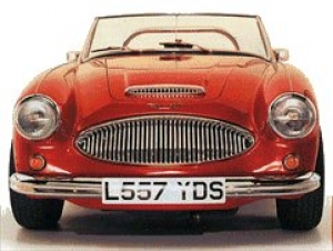3000 - Pilgrim Cars. Pilgrim 3000 Healey replica