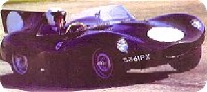 D Type - Proteus Cars Ltd. D type replica
