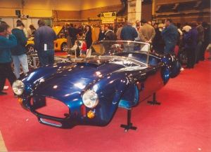GD427 - Gardner Douglas Sports Cars. GD 427 Bodyshell