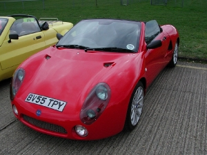 GTM Spyder - GTM Cars Ltd. Spyder at Detling 2006