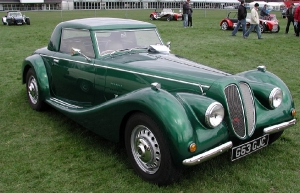 Royale Sabre - Royale Motor Company. Green Royale at Detling 06