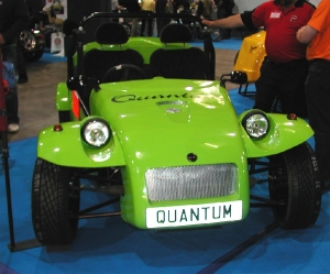 Sunrunner - Quantum Sports Cars Ltd. Quantum stand Stoneleigh 07