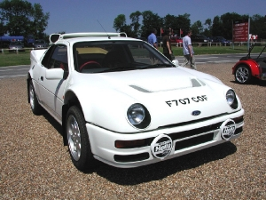 RS200 - Paul Banham Conversions. Paul Banham RS200