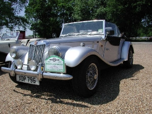 TG - Alternative Cars International Ltd. MG TF Replica