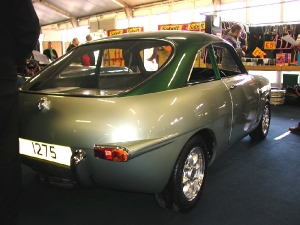 NC 1000 Coupe - Nostalgia Cars. Very smooth fibreglass work