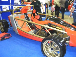 V Storm - SDR Sportscars. At Stoneleigh 2008 kitcar show