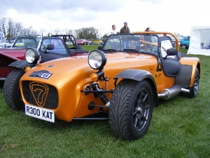 Superlight R300 - Caterham cars. Caterham Superlight R300