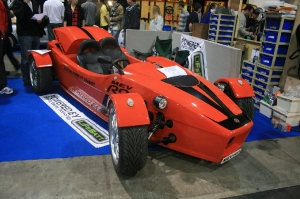R2 - Mills Extreme Vehicles Ltd. Electric motor powered R2