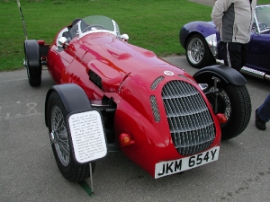 Alfa GP Single Seater - Specials & One Offs. Single seater GP Style