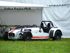 Superlight R500 - Caterham cars. R500 Stoneleigh 2008 OC