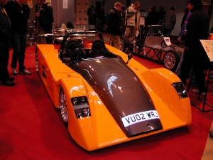 XTR2 - Westfield Sports Cars Ltd. XTR2 appearance in 2002