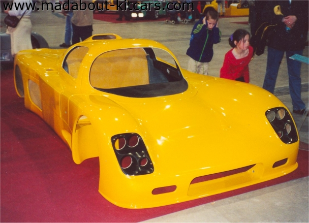 Ultima Sports Ltd - Sport. Ultima Sport bodyshell