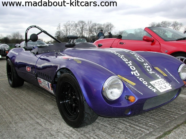 Fisher sportscars - Fury. Kit car workshop Fury