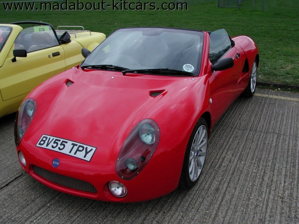 GTM Cars Ltd - GTM Spyder. Spyder at Detling 2006