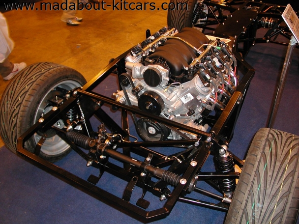 Gardner Douglas Sports Cars - GD427. GD 427 with LS chevy engine