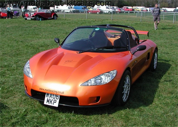 Marlin Cars Ltd - 5EXi. Baldybonces Marlin 5exi