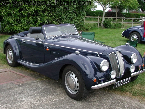 Royale Motor Company - Royale Sabre. Lovely Royale Sabre