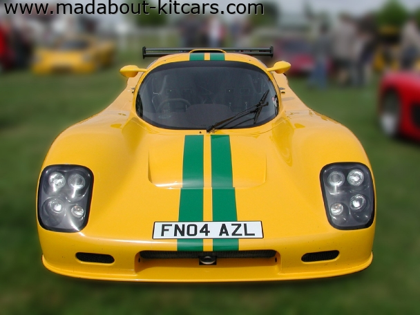 Ultima Sports Ltd - GTR. just having a play