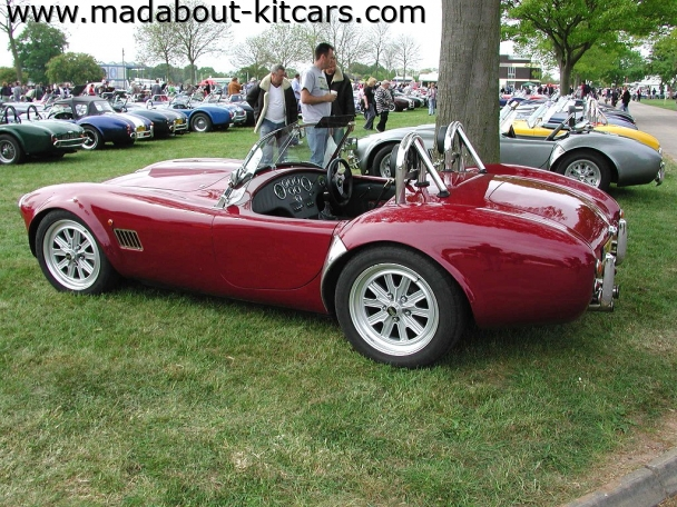 Gardner Douglas Sports Cars - GD427. At Stoneleigh kit car show 07