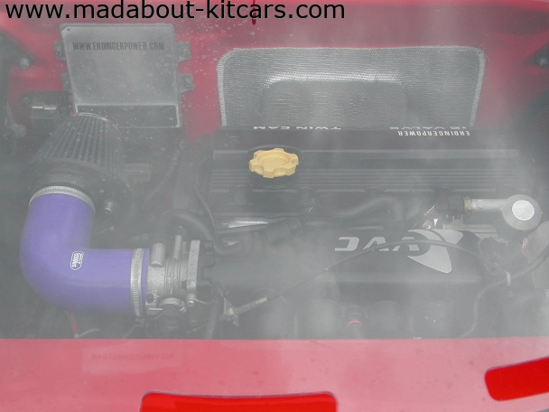 GTM Cars Ltd - Libra. VVC engine