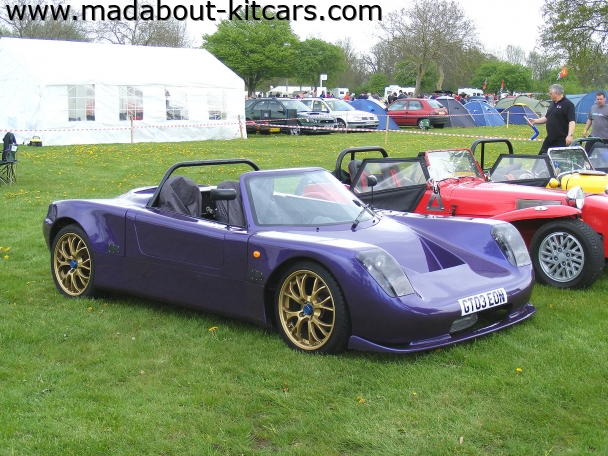 Aeon Sportscars Ltd - GT3 Spyder. At Stoneleigh 2008 kitcar show