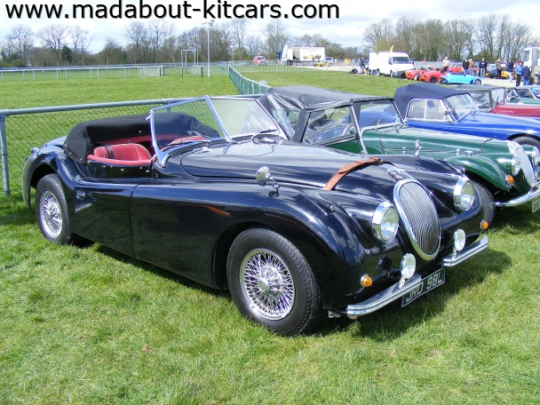 Autotune - Aristocat. 1 of 3 Aristocats at Detling