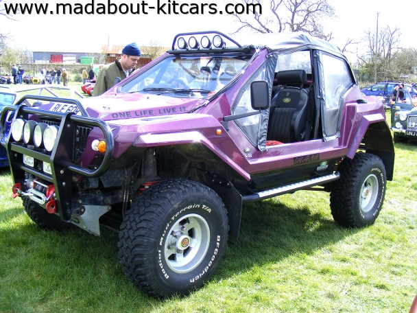 Dakar design and conversions - Dakar 4x4. One life live it