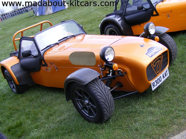 Caterham cars - Superlight R300. K Series engined Caterham