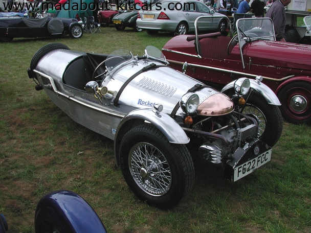 Pembleton Motor Co - Super Sports. At Stoneleigh 07 Kit Car Show