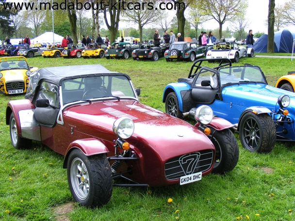 Caterham cars - Super 7. Caterham 7