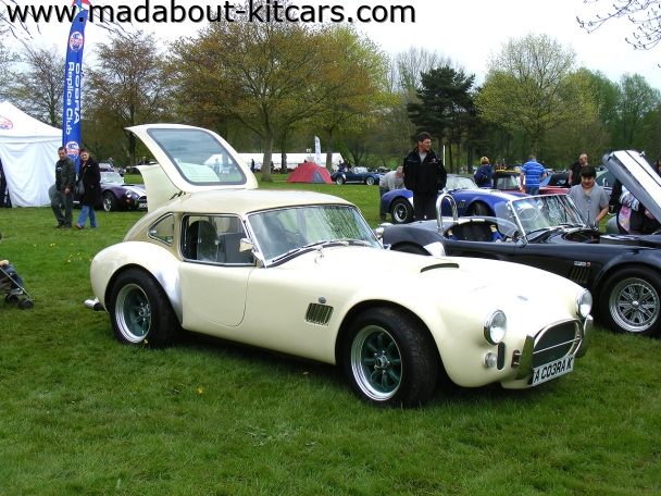 AK Sportscars - AK427. AK with hardtop