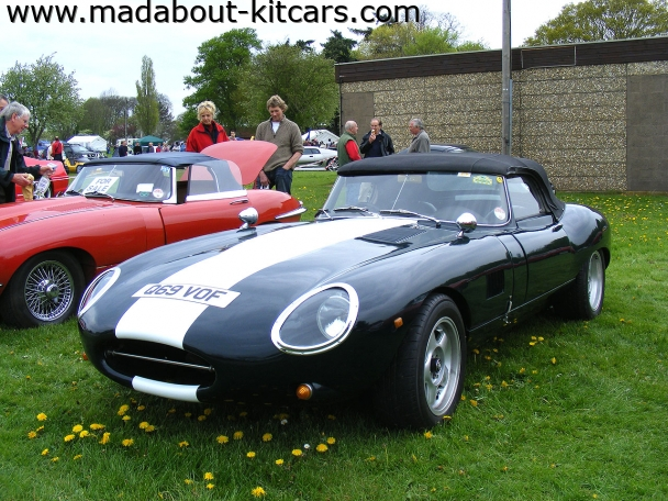 JPR Cars Ltd - Wildcat. Modern touch on this Wildcat