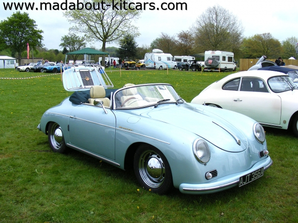 Chesil Motor Company - Speedster. Another lovely Chesil