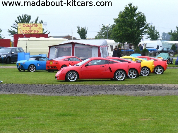 GTM Cars Ltd - Libra. wider angle to get more in