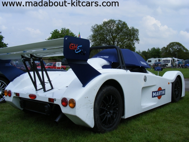 Westfield Sports Cars Ltd - XTR2. Rear shot of XTR2