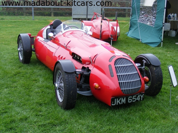 Specials & One Offs - Alfa GP Single Seater. At Detling kit car show 2009