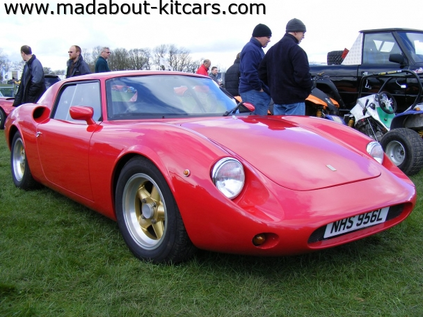 Rawlson - 250 LM. At Detling kit car show 2008