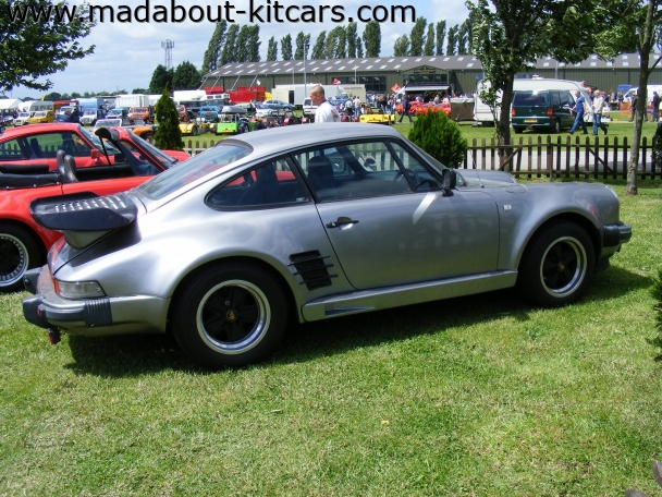 Covin Performance Mouldings - Covin Turbo Coupe. Good quality 911 turbo replica