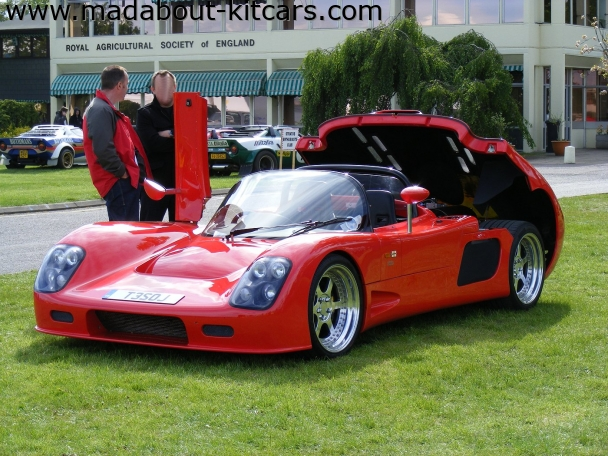 Ultima Sports Ltd - Can-Am. Glorious Ultima Can-Am
