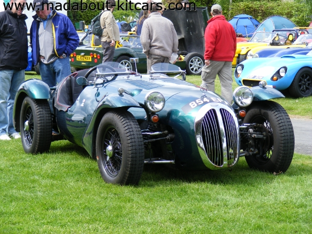Kougar Sports Cars - Kougar Sports Classic. Captured 2009 Stoneleigh show
