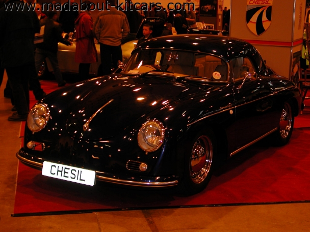 Chesil Motor Company - Speedster. Chesil Speedster with hard top
