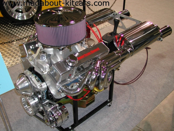 Ultima Sports Ltd - GTR. Engine destined for an Ultima