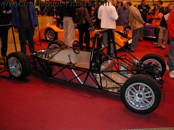 Westfield Sports Cars Ltd - XTR2. XTR2 rolling chassis
