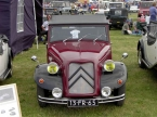 Deauville Cars - Canard. Maroon and black Canard