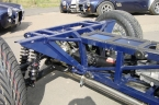Close up of Euro chassis