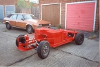 Rolling chassis Mk2 Sumo