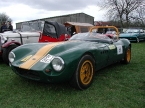 Fisher sportscars - Fury. Race Fury at Detling 06