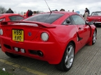 GTM Cars Ltd - Libra. Rear and side view