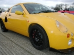 Yellow GTM Libra at Detling