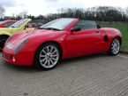 GTM Cars Ltd - GTM Spyder. Side profile